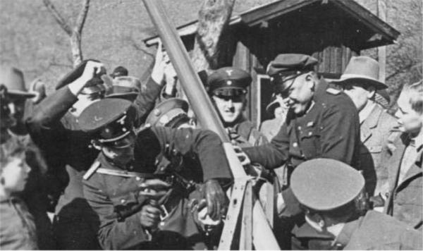 Anszlus Austrii 1938 r.