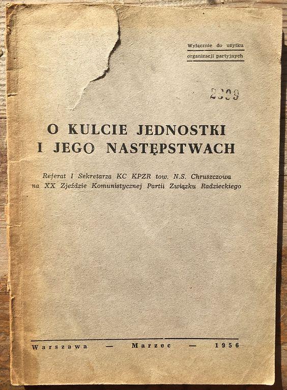 Referat Chruszczowa