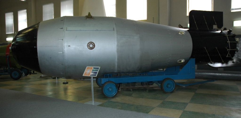 car bomba makieta