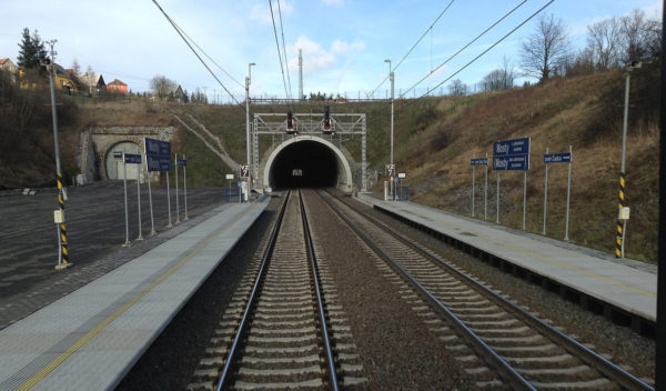 Tunel Jabłonków