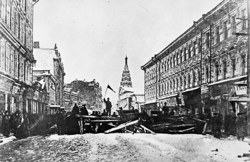 Powstanie moskiewskie
