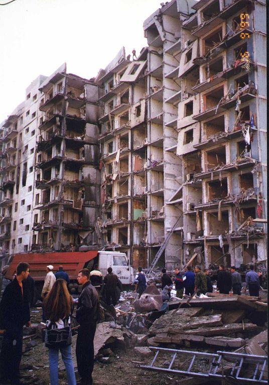 Wybuch w Wołgodońsku
