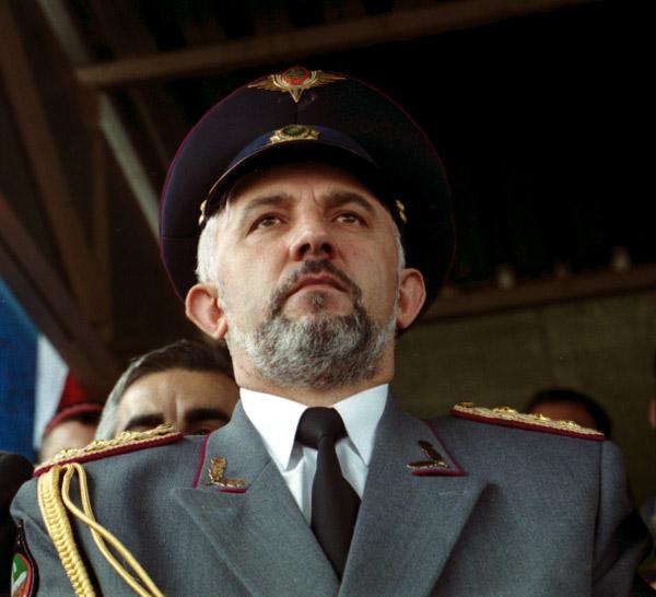 Czeczenia i jej przywódcy: Asłan Maschadow